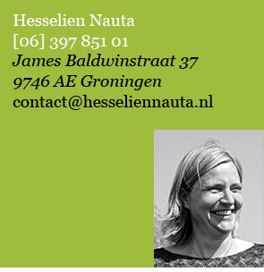 Hesselien Nauta, James Balsdwinstraat 37, 9746 AE Groningen, contact@hesseliennauta.nl